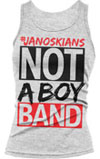 JANOSKIANS (BLACK AND RED) Girls Tee