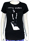 JUSTIN BIEBER (ON THE FLOOR) Girls Tee