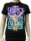 KESHA (I DON'T ) Girls Tee