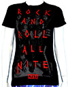 KISS (R & R ALL NIGHT) Girls Tee