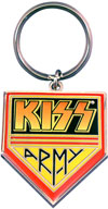 KISS (ARMY) Keychain
