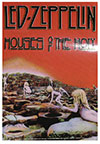 LED ZEPPELIN (HOUSES) Sticker