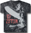 LED ZEPPELIN (EXPLODING ZEPPELIN) All Over