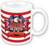 LYNYRD SKYNYRD (EAGLE AND FLAGS) Mug