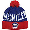 MACMILLER (RED AND BLUE LOGO) Beanie