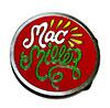 MAC MILLER (PINK) Belt Buckle