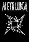 METALLICA (NINJA STAR) Flag