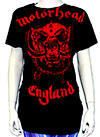 MOTORHEAD (RED ENGLAND) Girls Tee