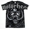 MOTORHEAD (DOGSKULL AND CHAINS) All Over Print