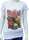 MEATLOAF (BAT OUT OF HELL) Girls Tee