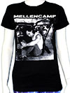 JOHN MELLENCAMP (SITTING WITH BIKE) Girls Tee