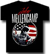 JOHN MELLENCAMP (CIRCLE FLAG DISTRESSED)