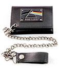 PINK FLOYD (DARKSIDE METAL BADGE) Wallet