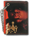 NOTORIOUS BIG (RED LOGO) Wallet