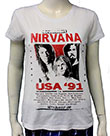 NIRVANA (USA 91) Girls Tee