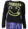 NIRVANA (YELLOW LOGO) Sweater