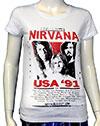 NIRVANA (USA 91) Girls Tee
