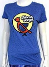 NORAH JONES (BIRD) Girls Tee