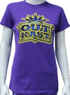 OUTKAST (GOLD CROWN) Girls Tee