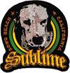 SUBLIME (LOU DOG) Patch