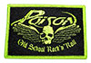 POISON (OLD SCHOOL) Patch
