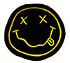 NIRVANA (SMILEY FACE) Patch