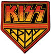 KISS (ARMY) Patch