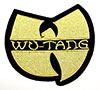 WU TANG (YELLOW LOGO) Patch