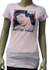 BETTIE PAGE (GIRL NEXT DOOR) Girls Tee