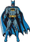 BATMAN (STAND) Patch
