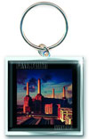 PINK FLOYD (ANIMALS ALBUM COVER) Keychain