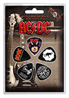 ACDC (HIGHWAY/FOR THOSE/ LET THERE) Guitar Picks