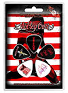 MOTLEY CRUE (RED, WHITE & CRUE) Guitar Picks