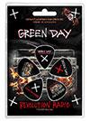 GREEN DAY (REVOLUTION RADIO) Guitar Pick