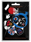 THE WHO (PETE TOWNSEND) Guitar Picks