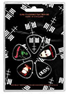 MARILYN MANSON (MM) Guitar Picks