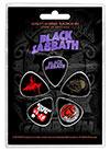 BLACK SABBATH (PURPLE LOGO)  Guitar Picks