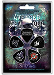 AVENGED SEVENFOLD (THE STAGE) Guitar Picks