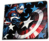 CAPTAIN AMERICA (THROWING SHIELD POSE) Wallet