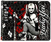 HARLEY QUINN (SQUATTING POSE) Wallet