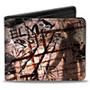 NIGHTMARE ON ELM ST (SCRATCH & SCRIBBLES) Wallet