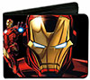 IRON MAN (POSE FACE) Wallet