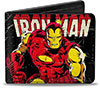 IRON MAN (ACTION POSE) Wallet