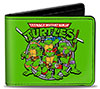 TEENAGE MUTANT NINJA TURTLES (TURTLES BATTLE) Wallet