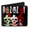OZZY OSBOURNE (FACES/SKULLS) Wallet