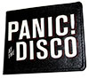 PANIC AT THE DISCO (BLACK WHITE RED) Wallet