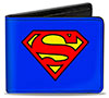 SUPERMAN (SHIELD BLUE/RED/YELLOW) Wallet