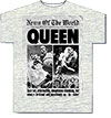 QUEEN (NEWS OF THE WORLD 40th)