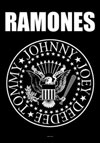 RAMONES (EAGLE LOGO) Flag