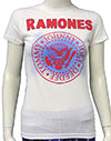 RAMONES (RED & BLUE SEAL) Babydoll
